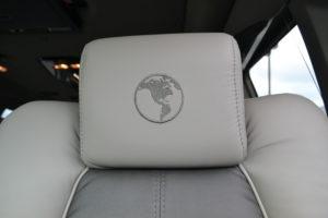 Explorer Van Seating