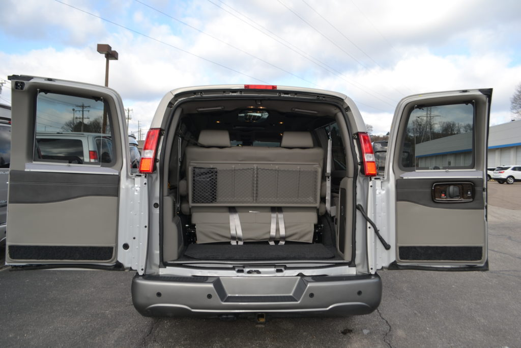 2019 Chevy Express 2500 Explorer Limited X Se Mike
