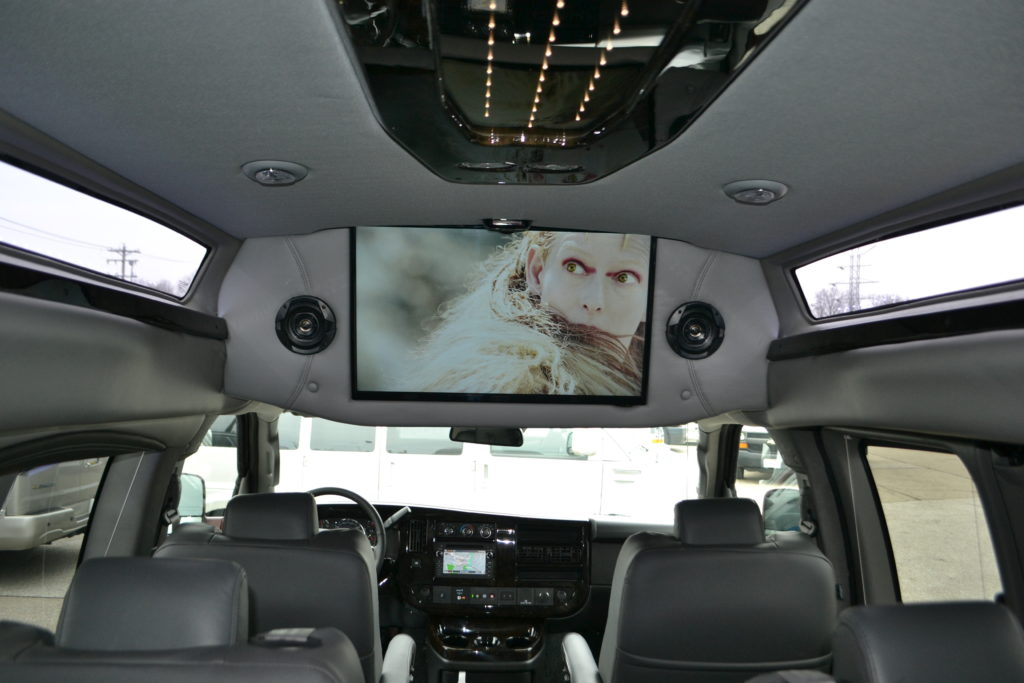 Mike Castrucci Ford >> 2019 Chevy Express 9 Passenger - Explorer Limited X-SE VC - Mike Castrucci Conversion Van Land