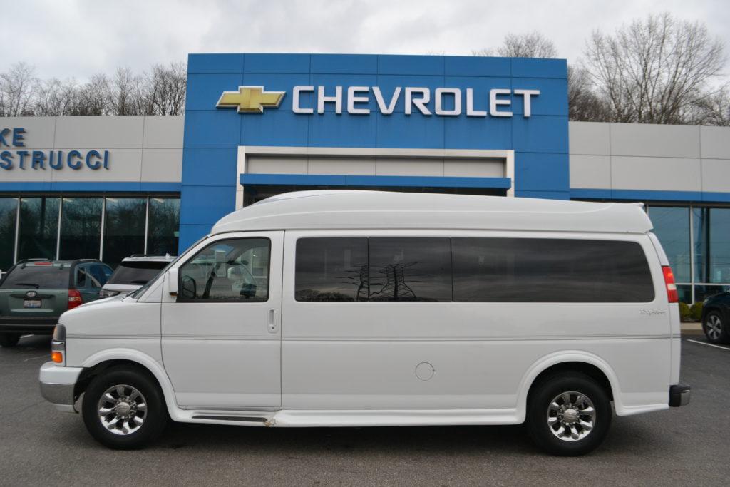 Used 9 Passenger Van