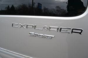 Explorer Van Sport Package