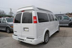 New 2020 GM Conversion Van Exterior