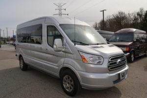 1FTYR2CG6KKB40882 Ford Transit Medium Roof Conversion Van by Explorer Van Company