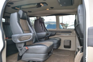 Make the Travel the Fun and Easy part of your Adventures Mike Castrucci Conversion Van Land