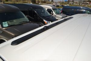 Explorer Van Standard Features Mike Castrucci Conversion Van land