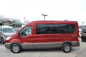 1FTYR2CG5KKA17008 Ford Transit Conversion Van