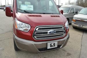 New Ford Conversion Vans for Sale Explorer Van Company