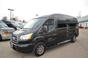 9 Passenger Ford Conversion Van