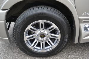 Michelin Tires Explorer Van