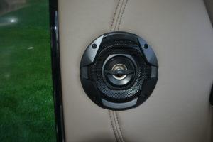 Explorer Van options JBL Speakers