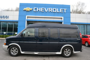 1GBUGEB49A107896 Mike Castrucci Chevrolet