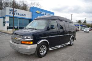 Used Explorer Van Dealer