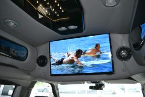 Make the Ride as Fun as the Adventure. Mike Castrucci Conversion Van Land