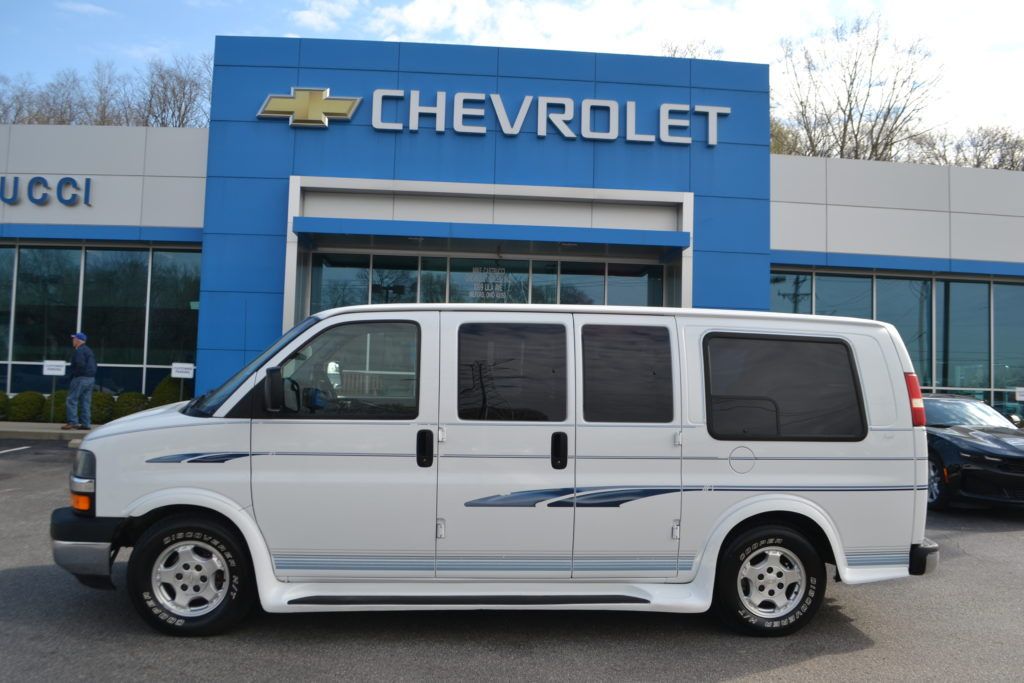 2004 Chevy Express 1500 - Chariot Conversion