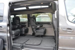2020 AWD Ford Transit Explorer Conversion Van