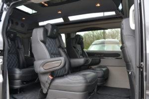 2020 FORD AWD Conversion Van Options