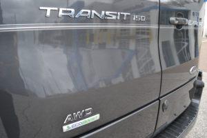 2020 AWD Ford Transit Conversion Van Land