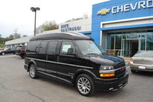 Mike Castrucci Chevrolet Conversion Van Land Explorer Van Company #1 Dealer 1GCWGAFG5K1356991