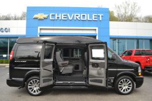 1GCWGAFG5K1356991Mike Castrucci Chevrolet Conversion Van Land 1099 Lila Ave Milford OH 45150