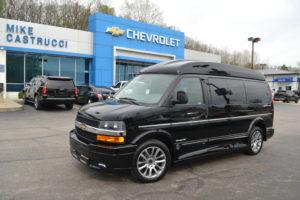 1GCWGAFG5K1356991 Mike Castrucci Chevrolet Conversion Van Land Explorer Van Company #1 Dealer