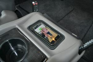 Explorer Van Options Wireless Phone Charging Pad