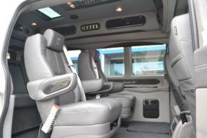 2019 Explorer Van Company