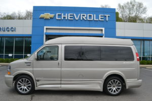 1GCWGAFG6K1357440Explorer Van Co