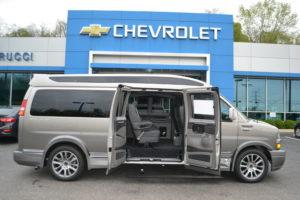 2109 Explorer Van Conversion