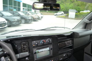 2109 Explorer Van Conversion Interior