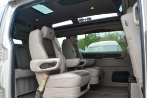 2019 Explorer Van Options, Conversion Van Land