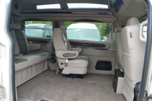 New Explorer Van Options, Conversion Van Land