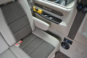Ford Explorer Van Options, Conversion Van Land