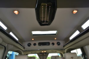2019 Ford Explorer Van Options, Conversion Van Land