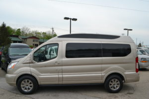 New Ford Conversion Vans for Sale