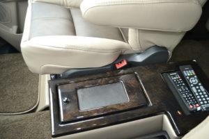 2019 Ford Conversion Van Interior Black Burl Wood Trim