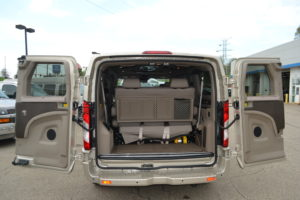 Transit Cargo Room Explorer Van