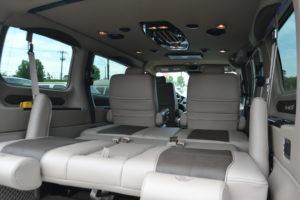 Explorer Van Interior Pictures Ford Transit