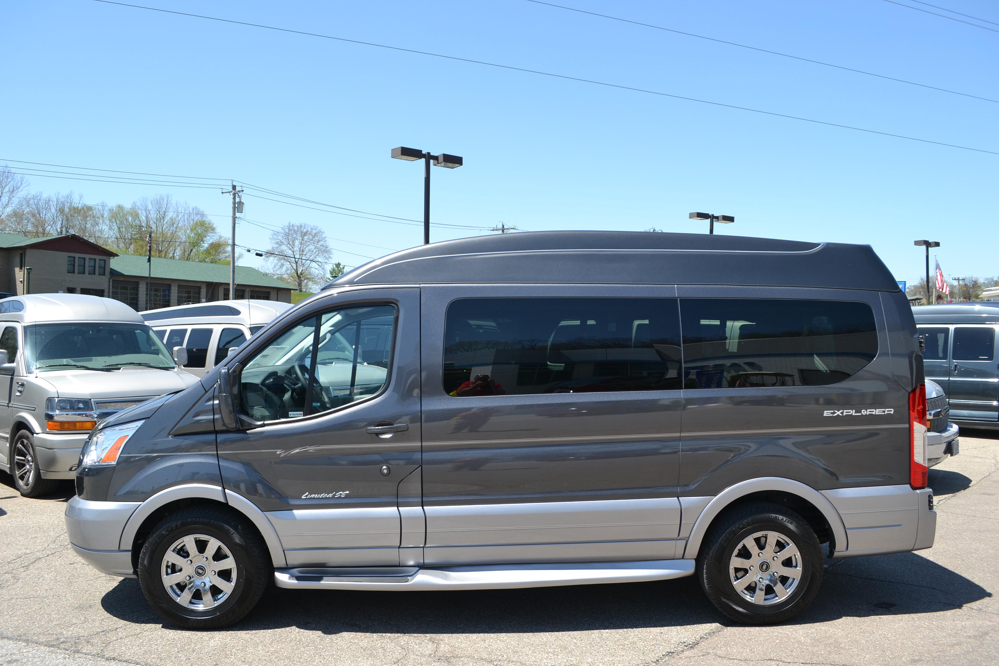 The 1 Conversion Van Dealer Mike Castrucci Conversion Van Land