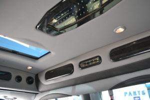 Ford Hi top Conversion Van Interior