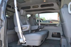 Ford Transit Conversion Van Comfortable Family Travel Explorer Van Conversions