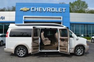 9 Passenger Explorer Conversion Van Mike Castrucci Chevrolet Conversion Van Land