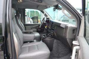 2019 Explorer Van Interior, Conversion Van Land