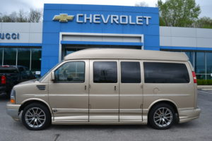 1GBSHDC48B1127443 Mike Castrucci Chevrolet Conversion Van Land 1099 Lila Ave Milford OH 45150