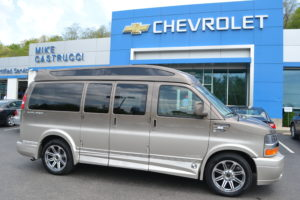 Explorer Van Conversion