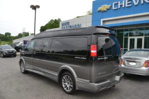 Explorer Van Dealer Mike Castrucci Chevrolet