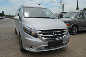 Used Mercedes Metris By Explorer Van Co