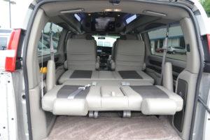 Conversion Van Bed