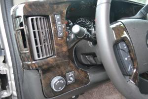 Chevrolet Conversion Van Dash