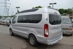 New Ford Conversion Vans by Explorer Van Co
