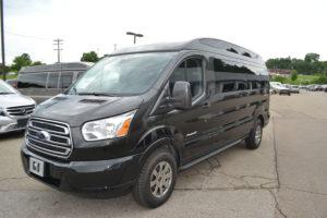 Ford Transit Conversion Van by Explorer Van Company
